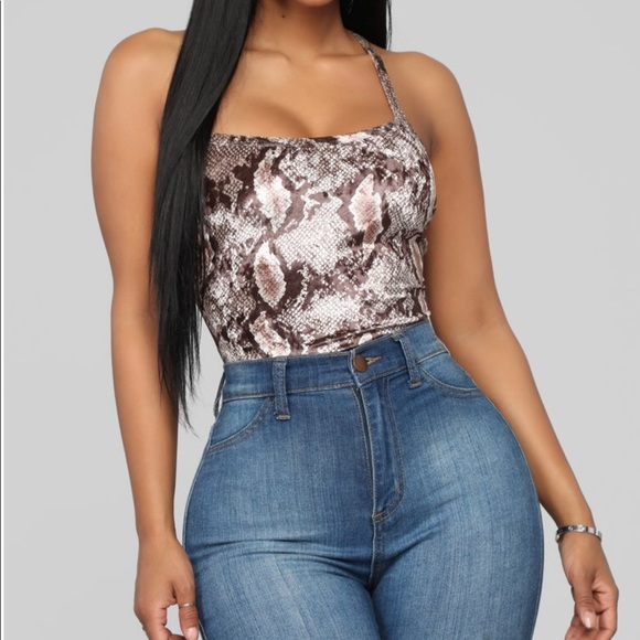 Fashion Nova Tops - Didn't end up liking how it looked on me